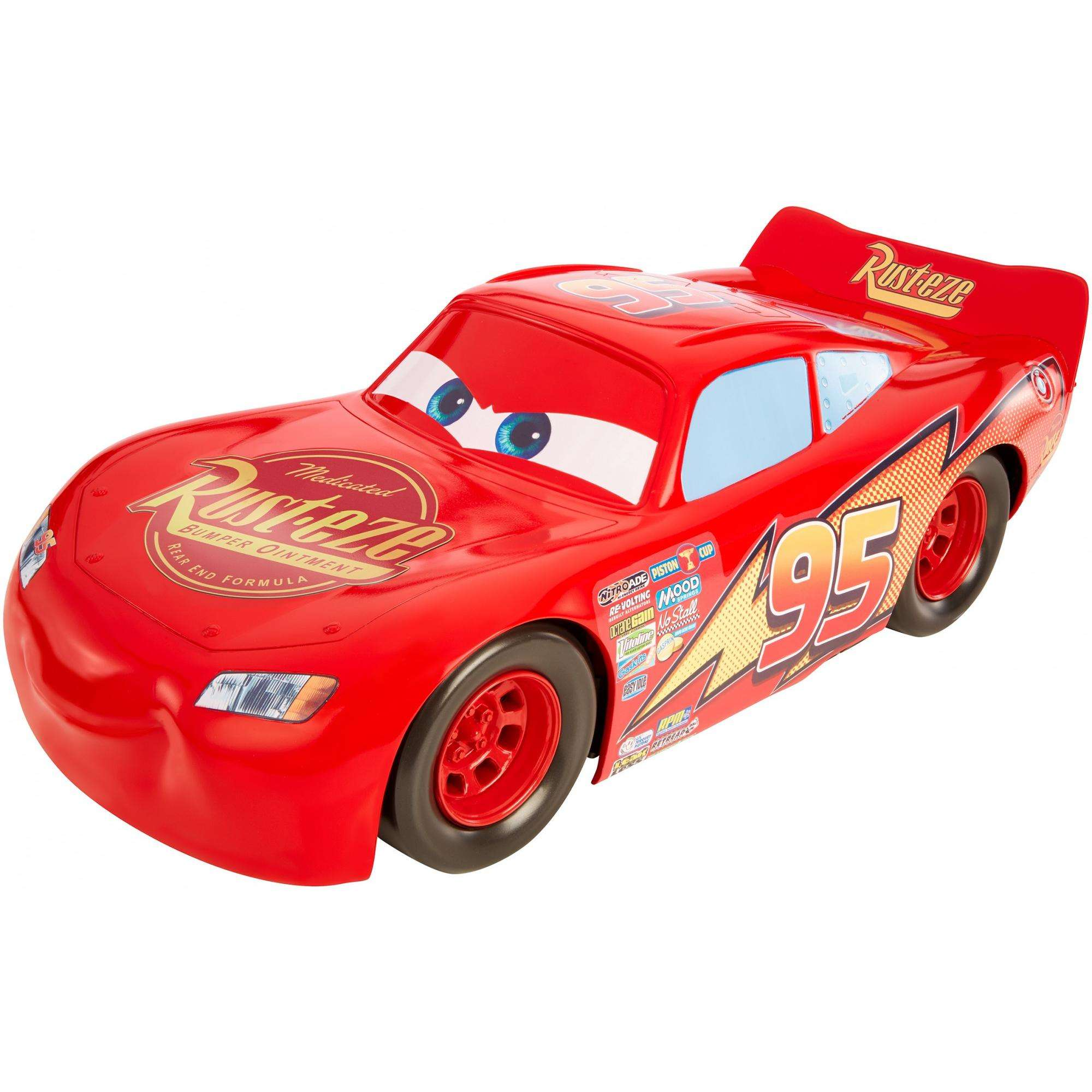 What Kind of Car is Lightning Mcqueen? - FindReviews