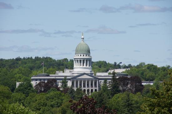 best city to retire Maine