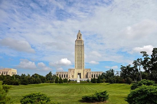 best city to retire Louisiana