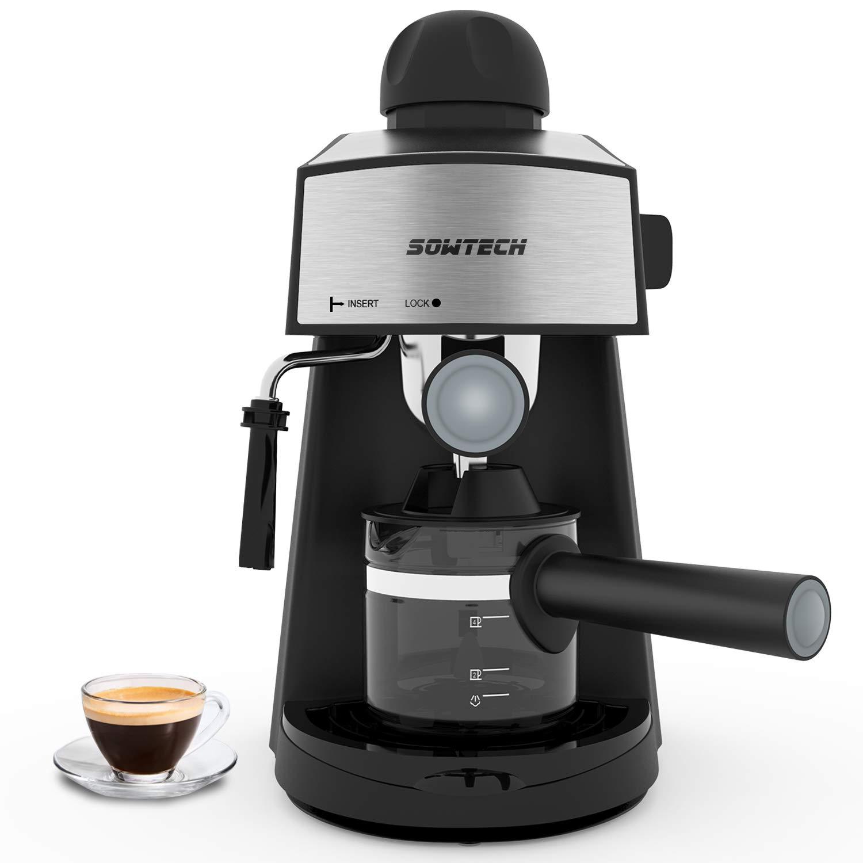 Sowtech Espresso Machine Review - FindReviews