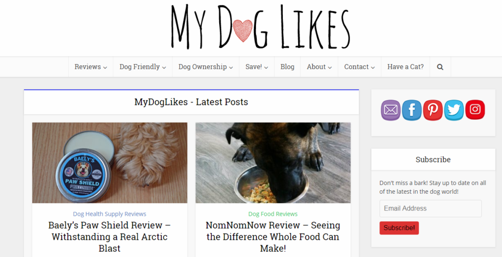 The 50 Best Pet Blogs of 2019 - FindReviews
