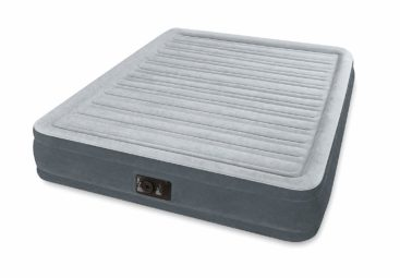 Intex Comfort Plush Mid Rise Air Mattress
