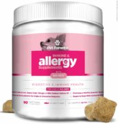 Pet Parents USA Dog Allergy Relief 4g 90 Count