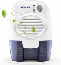 SEAVON Electric Mini Dehumidifier
