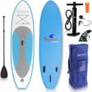 SereneLife Inflatable Stand Up Paddle Board logo