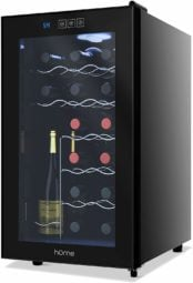 hOmelabs 18 Bottle Wine Cooler