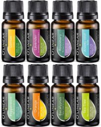 O'linear Essential Oil Aromatherapy Set