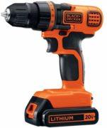 BLACK+DECKER 20V MAX Cordless Drill