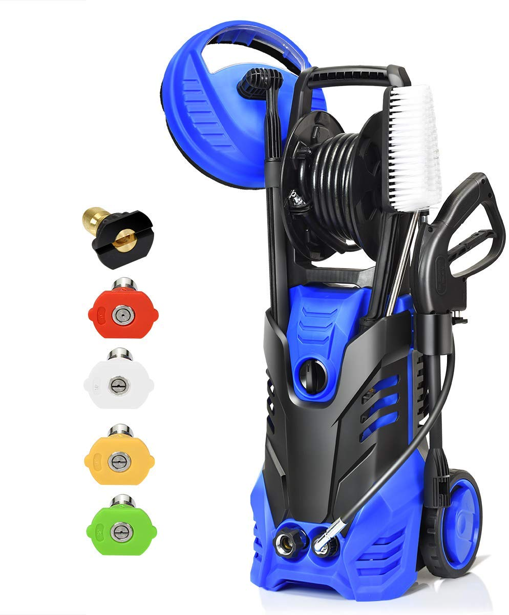 Goplus 3000psi Electric High Pressure Washer Review