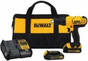 Dewalt DCD771C2 20V MAX Cordless Lithium-Ion 1/2 inch Compact Drill