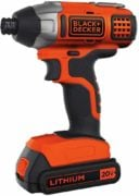 BLACK+DECKER 20V MAX Impact Driver Kit