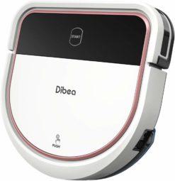 Dibea D500 Robotic Vacuum Cleaner