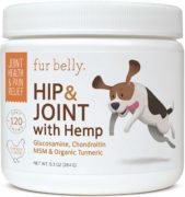 Fur Belly Glucosamine for Dogs