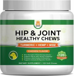 100 Paws Hip & Joint Supplement for Dogs